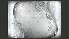 Fototapete Gray Ornament 280 cm x 400 cm