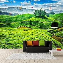Fototapete Grüne Pastoral 3D Wandbilder Für