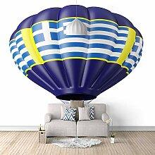 Fototapete Heißluftballon 3D Wandbilder Für