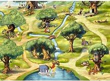 Fototapete Hundertmorgenwald 184 cm x 254 cm Disney