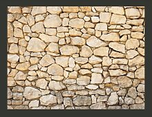 Fototapete Ilusion - Stein 231 cm x 300 cm East