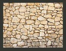 Fototapete Ilusion - Stein 309 cm x 400 cm East