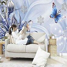 Fototapete Im Europäischen Stil Blumenmuster