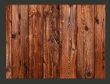 Fototapete Imitation - Holz 154 cm x 200 cm East