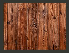 Fototapete Imitation - Holz 309 cm x 400 cm East