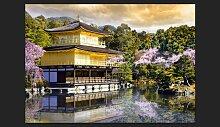 Fototapete Japanische Landschaft 245 cm x 350 cm