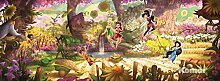 Fototapete Kindertapete Disney FAIRIES 73x202
