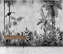 Fototapete Kinderzimmer Tropische Tiergiraffe