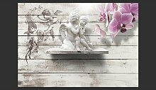 Fototapete Kiss of an Angel 210 cm x 300 cm