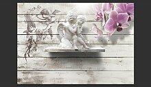 Fototapete Kiss of an Angel 245 cm x 350 cm