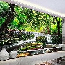 Fototapete Kleiner Wasserfall 3D Wandbilder Für