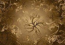 Fototapete Komar Gold, 4-teilig, 254x184cm,