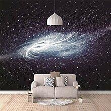 Fototapete Kosmische Galaxie Mauer Fresco Foto