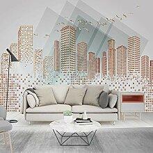 Fototapete Kreative Stadt 3D Wandbilder Für