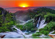Fototapete Landschaft 1.04 m x 152.5 cm