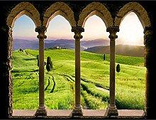 Fototapete Landschaft Vlies Wand Tapete Wohnzimmer
