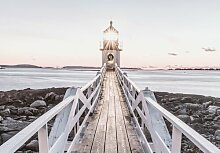 Fototapete Leuchtturm 0.70 m x 104 cm East Urban