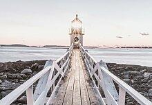 Fototapete Leuchtturm 2.8 m x 368 cm East Urban