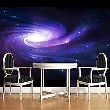 Fototapete Lila Universum 3D Wandbilder Für