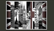 Fototapete London Symbole 280 cm x 400 cm East