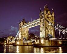 Fototapete London Tower Bridge 240 cm x 300 cm