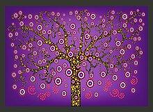 Fototapete Magischer Baum 210 cm x 300 cm East