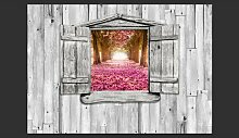 Fototapete Magisches Fenster 245 cm x 350 cm East