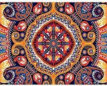 Fototapete Mandala Orient Bunt Vlies Wand Tapete