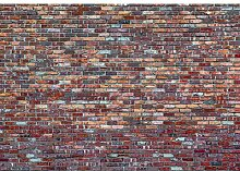 Fototapete Mauer 0.70 m x 104 cm East Urban Home