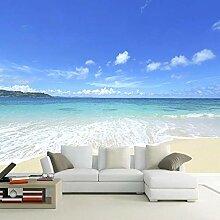 Fototapete Modern Seaside Landscape Murals