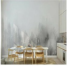 Fototapete, moderne Landschaft, Wandfarbe,