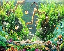 Fototapete Moderne Wanddeko Frische Unterwasser