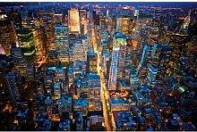 Fototapete New York 1845 cm x 50 cm East Urban Home