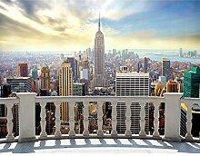 Fototapete New York 396 x 280 cm Vlies Wand Tapete