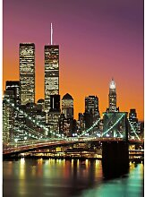 Fototapete New York City 254 cm x 183 cm Brayden