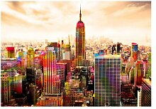 Fototapete New York City East Urban Home