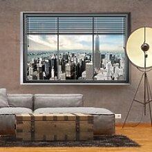 Fototapete - New York Fenster