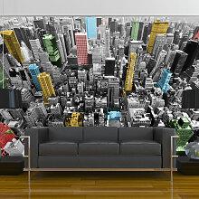 Fototapete - New York - Kaleidoskop