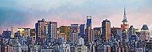 Fototapete: New York Skyline, 366x127 cm