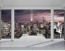 Fototapete New York Vlies Wand Tapete Wohnzimmer