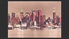 Fototapete NY - Midtown Manhattan Skyline 280 cm x