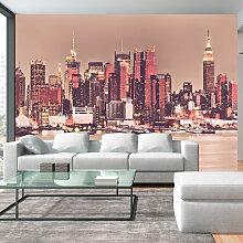 Fototapete - NY - Midtown Manhattan Skyline