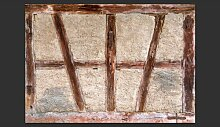 Fototapete Old Barn 245 cm x 350 cm