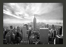 Fototapete Old New York 280 cm x 400 cm Brayden