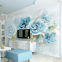 Fototapete Orchidee 3D Wandbilder Für Fernseher