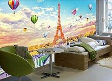 Fototapete Paris-Eiffelturmlandschaft -