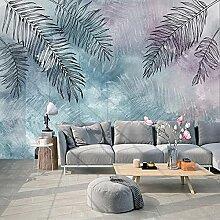 Fototapete Pflanze Blätter Bananenblatt Wandbild
