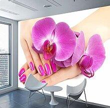 Fototapete Phalaenopsis Vlies Tapete Moderne