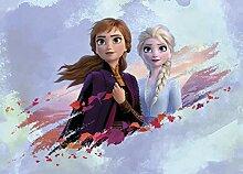 Fototapete Poster Die Eiskönigin Anna & Elsa