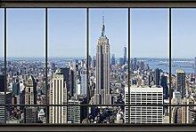 Fototapete Poster-Tapete PENTHOUSE NEW YORK